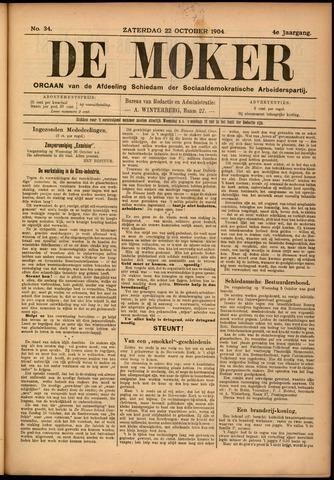 De Moker 1904-10-22