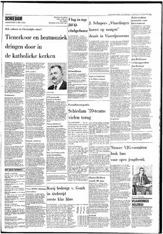 Rotterdamsch Nieuwsblad / Schiedamsche Courant / Rotterdams Dagblad / Waterweg / Algemeen Dagblad 1968-02-09