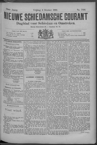 Nieuwe Schiedamsche Courant 1901-10-04