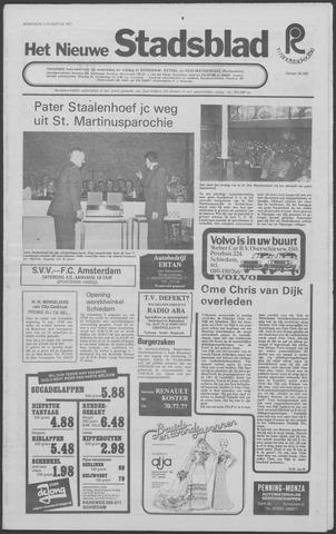 Het Nieuwe Stadsblad 1977-08-03