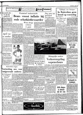 Trouw / De Rotterdammer 1965-05-01