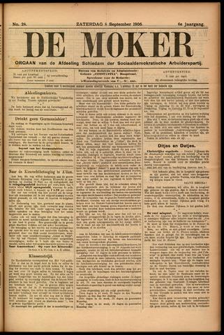 De Moker 1906-09-08