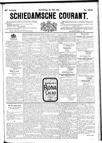 Schiedamsche Courant 1912-05-30