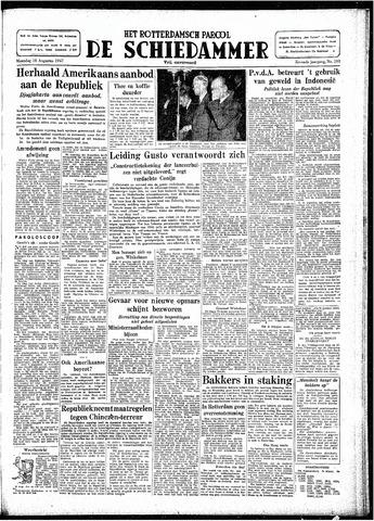 Rotterdamsch Parool / De Schiedammer 1947-08-18