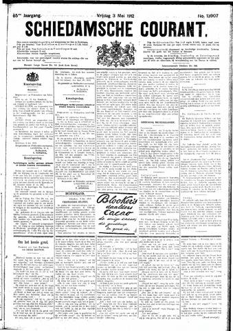 Schiedamsche Courant 1912-05-03