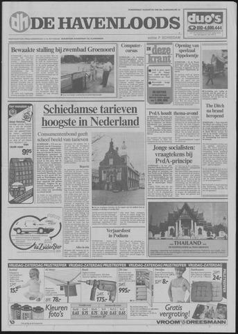 De Havenloods 1986-08-07