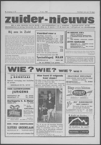 Zuider Nieuws 1967-11-09