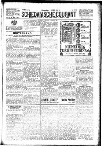 Schiedamsche Courant 1929-05-29