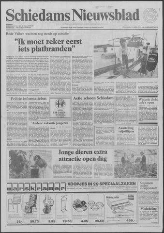 Schiedams Nieuwsblad 1981-04-15