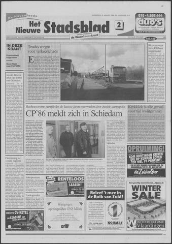 Het Nieuwe Stadsblad 1998-01-08