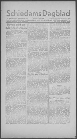 Schiedamsch Dagblad 1945-01-25