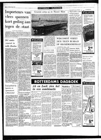 Rotterdamsch Parool / De Schiedammer 1970-04-24