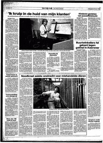 Het Vrije volk 1988-07-22