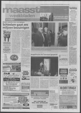 Maaspost / Maasstad / Maasstad Pers 2002-10-02