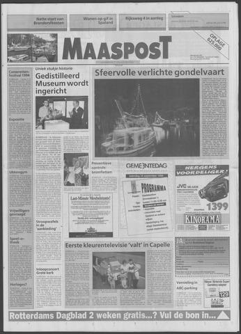 Maaspost / Maasstad / Maasstad Pers 1994-09-21