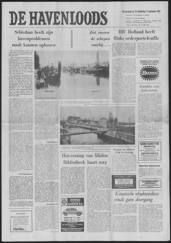 De Havenloods 1969-09-11
