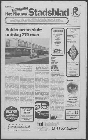 Het Nieuwe Stadsblad 1974-06-07