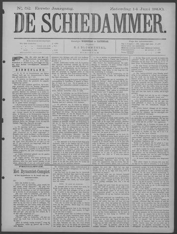De Schiedammer 1890-06-14