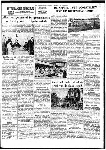 Rotterdamsch Nieuwsblad / Schiedamsche Courant / Rotterdams Dagblad / Waterweg / Algemeen Dagblad 1964-09-09