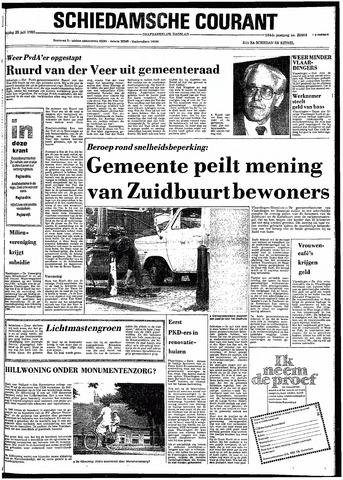 Rotterdamsch Nieuwsblad / Schiedamsche Courant / Rotterdams Dagblad / Waterweg / Algemeen Dagblad 1980-07-25