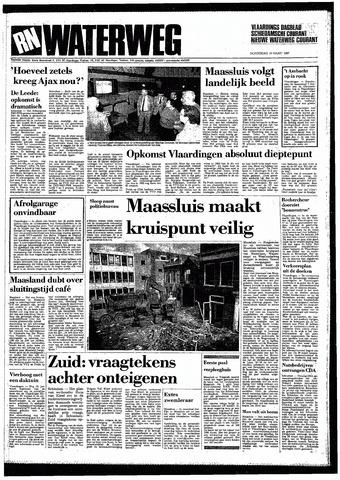 Rotterdamsch Nieuwsblad / Schiedamsche Courant / Rotterdams Dagblad / Waterweg / Algemeen Dagblad 1987-03-19