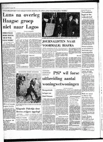 Rotterdamsch Parool / De Schiedammer 1970-01-19