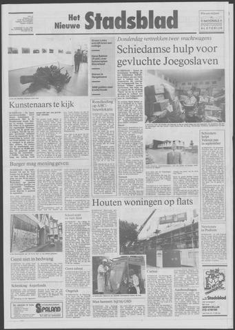 Het Nieuwe Stadsblad 1992-07-15