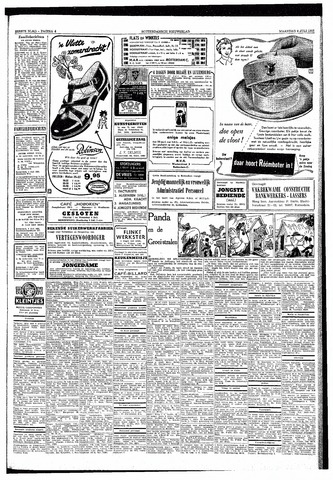 Rotterdamsch Nieuwsblad / Schiedamsche Courant / Rotterdams Dagblad / Waterweg / Algemeen Dagblad 1953-07-06