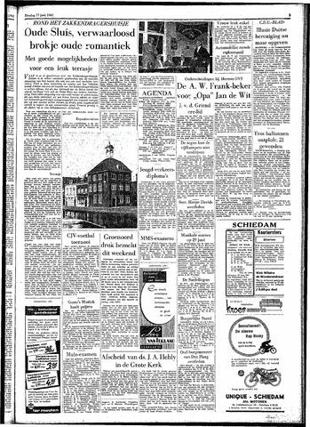 Rotterdamsch Parool / De Schiedammer 1961-06-27