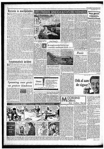 Rotterdamsch Parool / De Schiedammer 1957-11-14