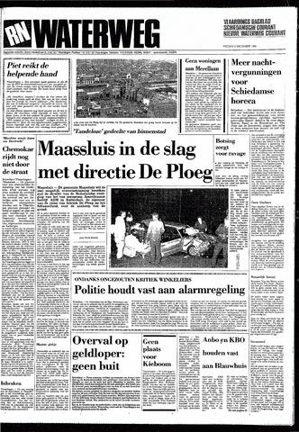 Rotterdamsch Nieuwsblad / Schiedamsche Courant / Rotterdams Dagblad / Waterweg / Algemeen Dagblad 1985-12-06