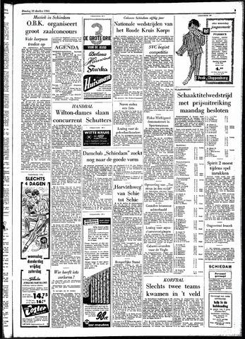 Rotterdamsch Parool / De Schiedammer 1961-10-10