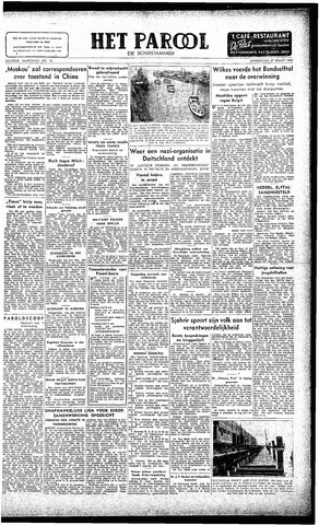 Rotterdamsch Parool / De Schiedammer 1947-03-27
