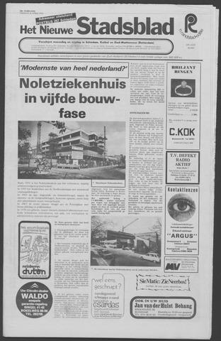 Het Nieuwe Stadsblad 1974-04-26