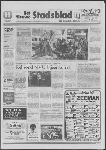 Het Nieuwe Stadsblad 1996-11-13