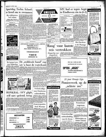 Rotterdamsch Parool / De Schiedammer 1962-07-13