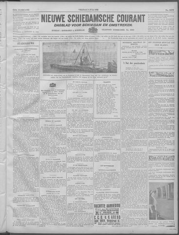 Nieuwe Schiedamsche Courant 1932-07-08
