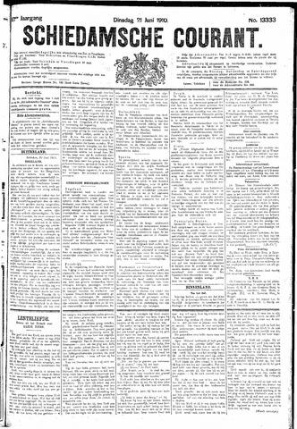 Schiedamsche Courant 1910-06-21
