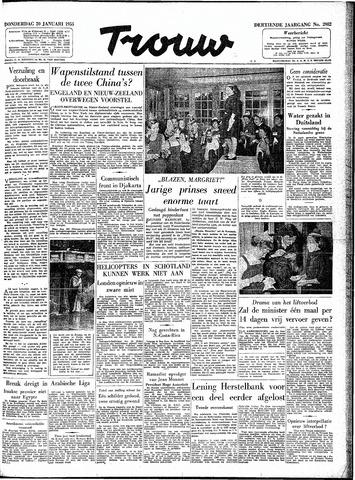 Trouw / De Rotterdammer 1955-01-20