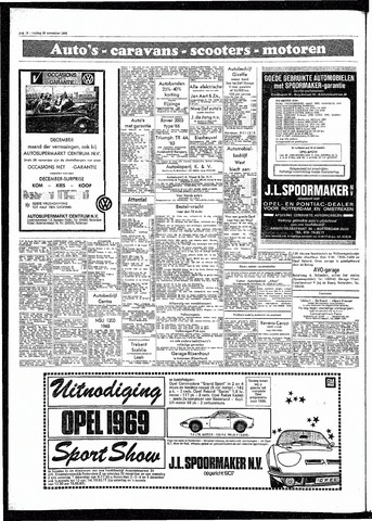 Rotterdamsch Parool / De Schiedammer 1968-11-29