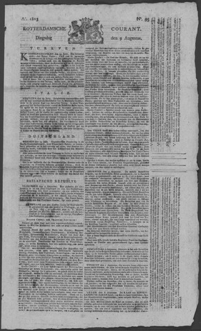 Rotterdamse Courant 1803-08-09