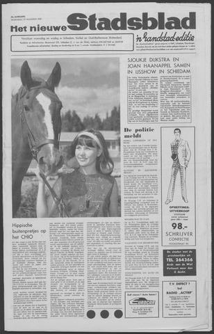 Het Nieuwe Stadsblad 1969-08-27