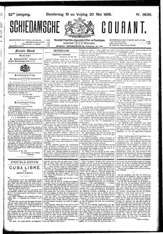 Schiedamsche Courant 1898-05-20