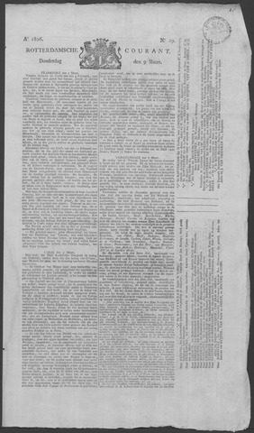 Rotterdamse Courant 1826-03-09