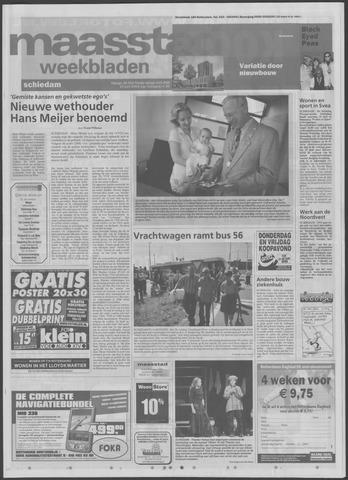 Maaspost / Maasstad / Maasstad Pers 2004-06-16