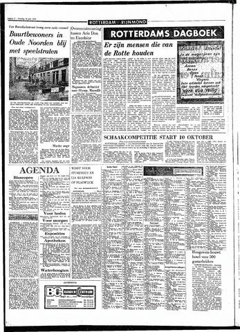 Rotterdamsch Parool / De Schiedammer 1970-07-14