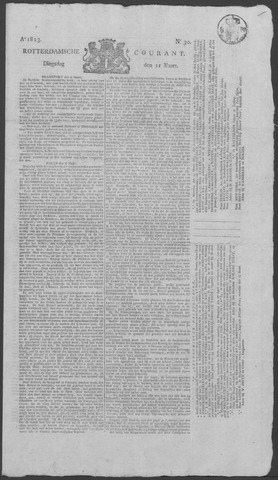 Rotterdamse Courant 1823-03-11