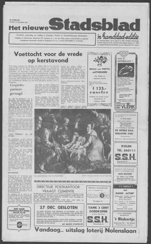 Het Nieuwe Stadsblad 1969-12-19