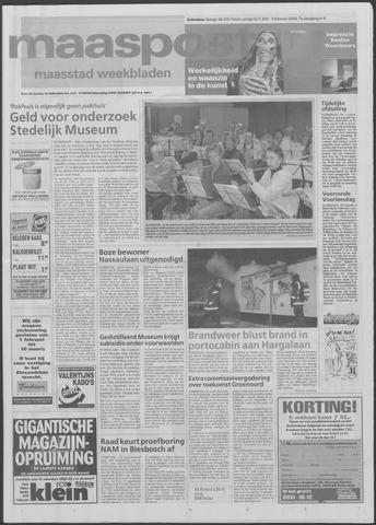 Maaspost / Maasstad / Maasstad Pers 2000-02-09