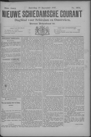 Nieuwe Schiedamsche Courant 1897-12-18